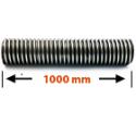 Śruba trapezowa 10x2 1000 mm