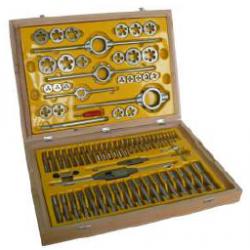 Zestaw narzędzi do gwintowania FANAR CZD-85 HSS
