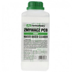 Zmywacz PCB czyszczący wodny AGT-050 1L płyn butelka AG Termopasty