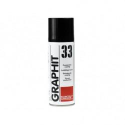 Preparat Graphit 33/200ml aerozol metalowa puszka Kontakt Chemie