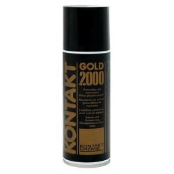Preparat konserwujący zabezpieczający Kontakt GOLD 2000/200ml aerozol metalowa puszka Kontakt Chemie