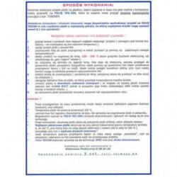 Folia TES2000NE (5xA4)