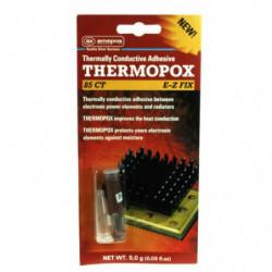 Klej termoprzewodząca Thermopox 85CT płyn fiolka 7W/mK