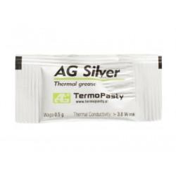 Pasta termoprzewodząca Silver/0,5g pasta saszetka AG Termopasty 3,8W/mK
