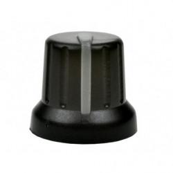 Gałka N-4 znacznik szary 6mm