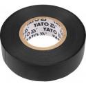 Taśma elektroizolacyjna 19mmx20mx0.13mm czarna