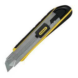 Nóż z łamanym ostrzem 25mm FATMAX STANLEY
