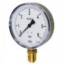Manometr 63 mm, 0+2,5 bar, 1/4\'\' suchy, podł.tylne