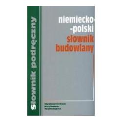 Niemiecko-polski słownik budowlany