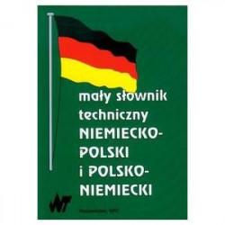 Mały słownik techniczny niem-pol, pol-niem