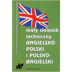 Mały słownik techniczny ang-pol, pol-ang