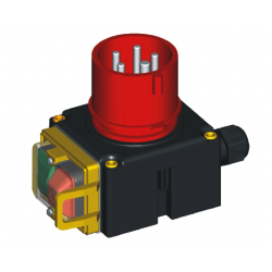 Wyłącznik KOA7 (DZ08-3) 400V