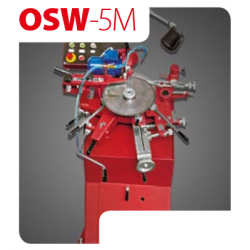 Ostrzarka pił trakowych z węglikiem HM OSW-5M
