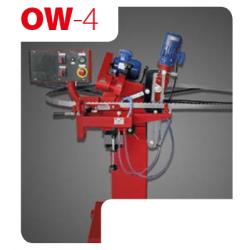 Ostrzarka OW-4 do pił taśmowych z programatorem