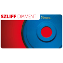 Ściernica SZLIFF DIAMENT 150x5x1.25x32 3AA1