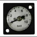 Manometr 10 BAR do reduktorów FF-R04
