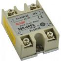 Przekaźnik SSR-40DA, 40 A, 3-32 VDC, 24-380 VAC