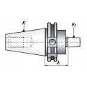 Trzpień frezarski do uchwytów DIN30.A25.B12
