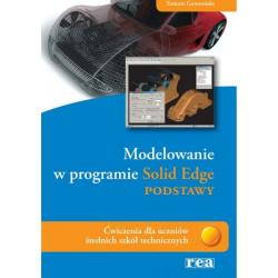 Modelowanie w programie SOLID EDGE - podstawy