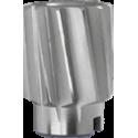Rozwiertak nasadzany DIN 219-B 62 H7 HSS