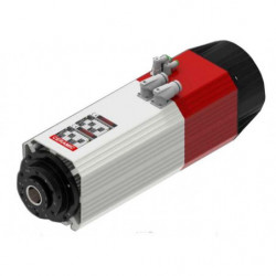 Elektrowrzeciono ATC Teknomotor 5,5/6,6Kw ISO30 380V SN - krótki nos