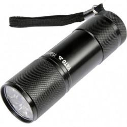 Latarka aluminiowa 9 LED Yato