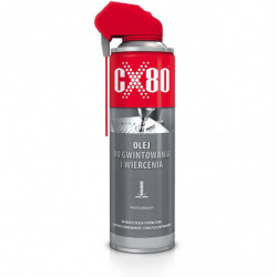 Olej do gwintowania i nawiercania DUOSPRAY 500 ml CX-80