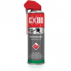 Spray konserwująco-naprawczy, DUO-SPRAY z teflonem CX-80 250ml