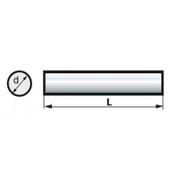 Półwyrób nożna oprawka A 12x160 SW7M Pafana