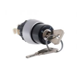 Łącznik 2-położeniowy pokrętny z kluczem ST22-SAA-