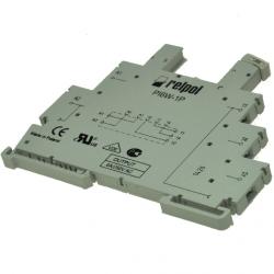 Gniazdo przekaźnika PI6W-1P na szynę DIN35