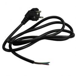 Kabel zasilający KZ-3WK, przewody, wtyk sieciowy