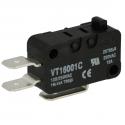 Mikroprzełącznik VT1600-1c, bez dźwigni, 1NO+1NC