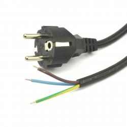 Kabel wtyk-przewody 1,8m 3x1mm2 16A