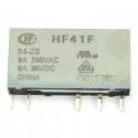 Przekaźnik HF41-024-ZS 24V DC, 1 styk, Ho