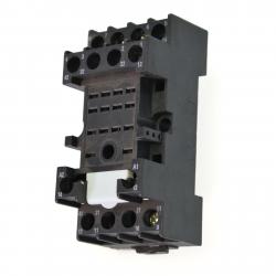 Gniazdo przekaźnika 18FF-4Z-C7 na szynę DIN35