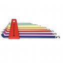 Zestaw kluczy torx Swiss-tools 9szt.