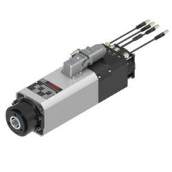 Elektrowrzeciono ATC Teknomotor 1,1Kw ISO20 4 sens