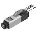 Elektrowrzeciono ATC Teknomotor 1,1Kw ISO20 4 sensory 220V max 24000o/min