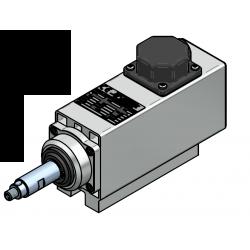 Elektrowrzeciono Teknomotor 0.55Kw 300Hz 18000om