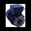 Silnik 0.09-1400-80/9-G / hamulec 2Nm