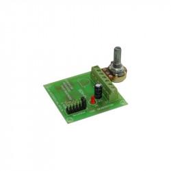 Generator impulsów prostokątnych z dodatkowym potencjometrem 50Kohm