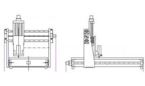 Projekty maszyn CNC