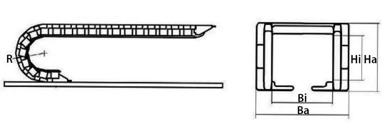 Prowadniki przewodów Igus