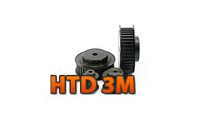 Koła HTD 3M 5M 8M 14M - Koła HTD 3M