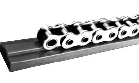 Prowadnice łańcuchów rolkowych
