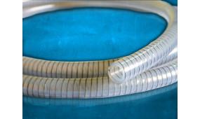 Węże techniczne PUR Vacuum - odporne na ścieranie