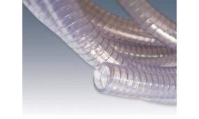 Węże techniczne do kontaktu z żywnością - PVC Vaccum SP