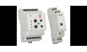 Przekaźniki kontroli napięcia 3-fazowe