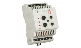 Przekaźniki kontroli prądu 1-fazowe AC/DC